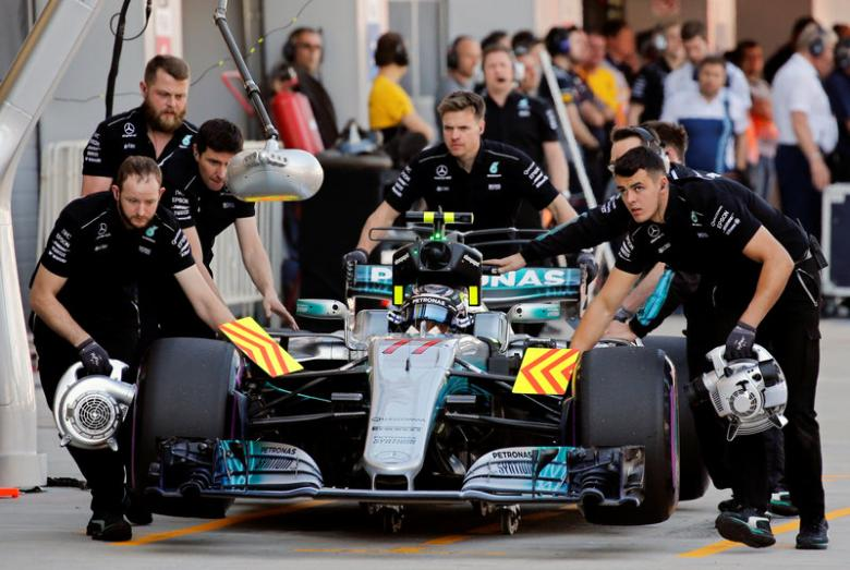 Motor racing: Mercedes face a big battle as domination disappears