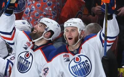 NHL Highlights: Oilers take 2-0 lead on Ducks