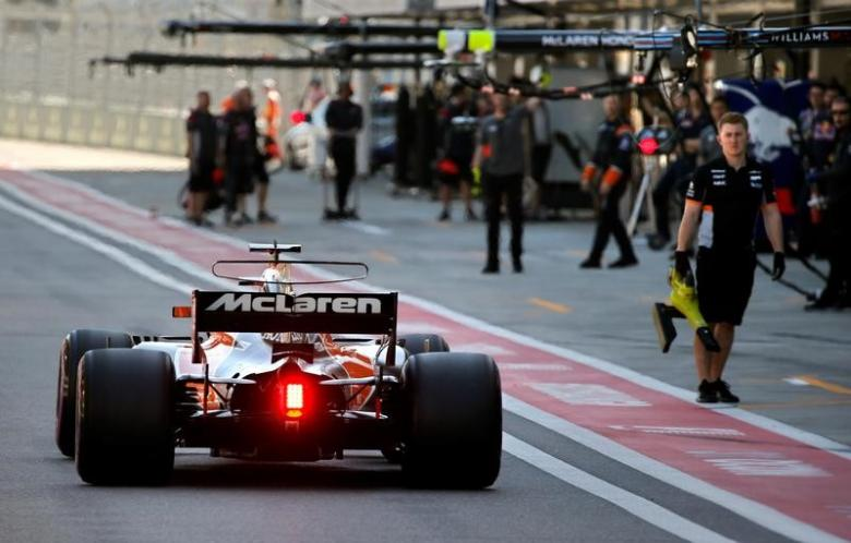 More misery for Indy-bound Alonso in Russia