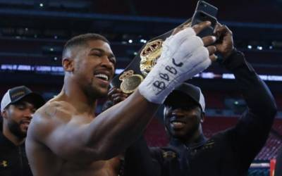 Joshua set to go global after thrilling Klitschko triumph