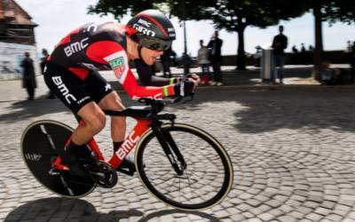 Australian Porte pips Yates to victory in Tour of Romandie