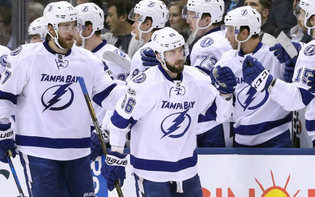 NHL Highlights: Lightning stay alive, deny Leafs chance to clinch