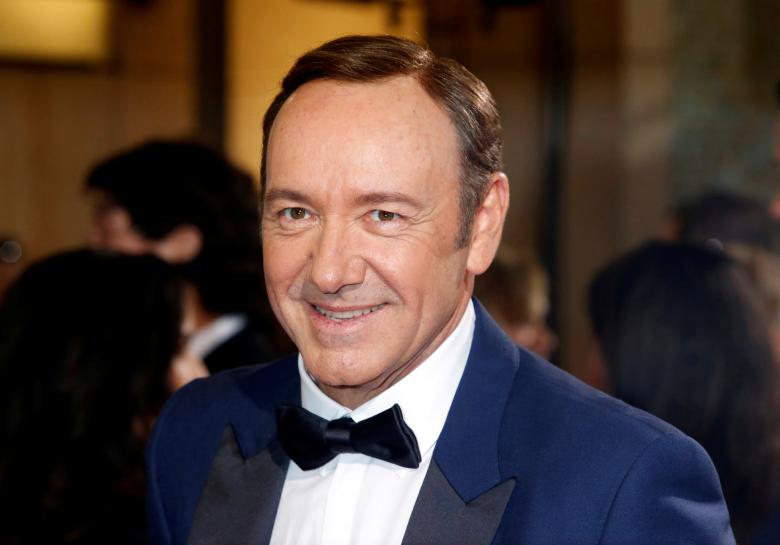 Kevin Spacey to host Broadway's Tony Awards for first time