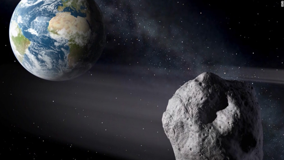 Large asteroid to pass close to Earth on Wednesday: NASA