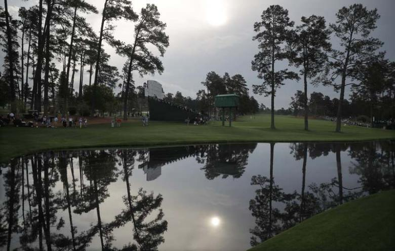 Masters Par 3 contest called off for first time