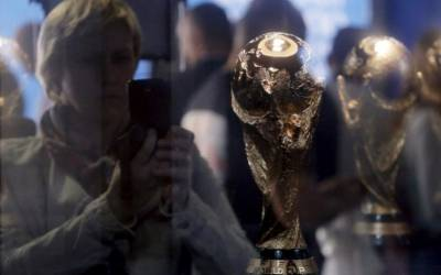 Soccer: U.S., Mexico and Canada announce 2026 World Cup bid