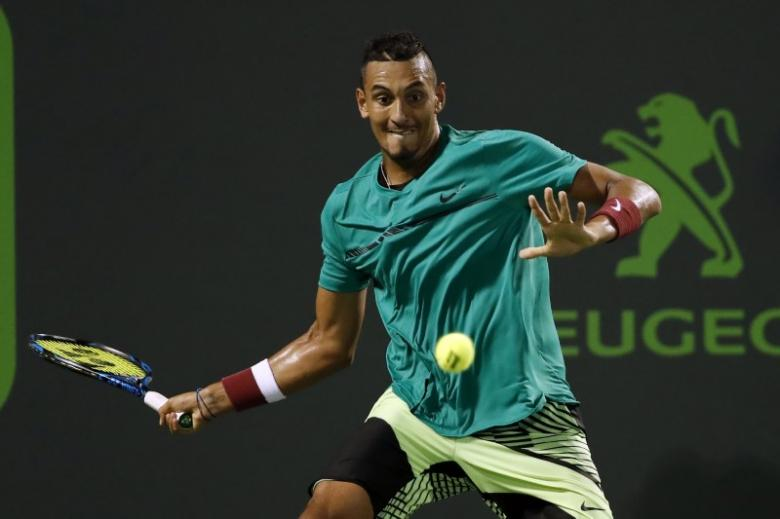 Team USA must be wary of fired-up Kyrgios, says Courier