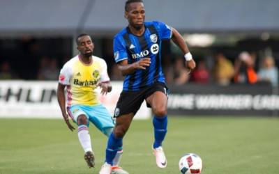 Drogba, career no longer rising, will end career in Phoenix