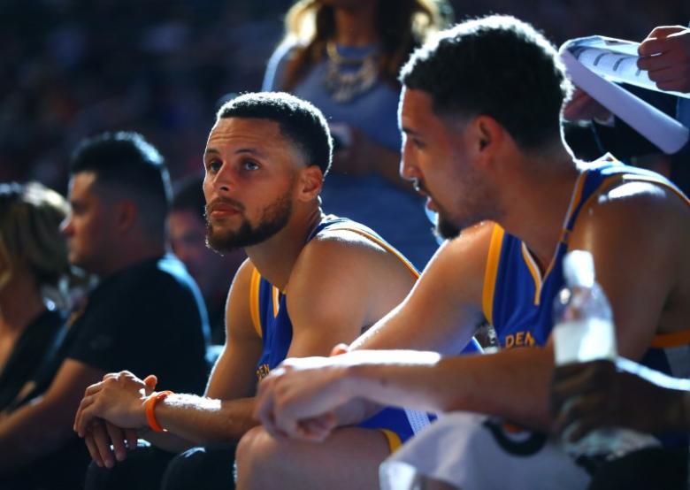 Golden State Warriors seek redemption after last year's Finals collapse