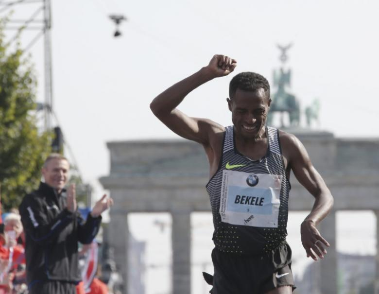 Bekele in a hurry for London marathon glory