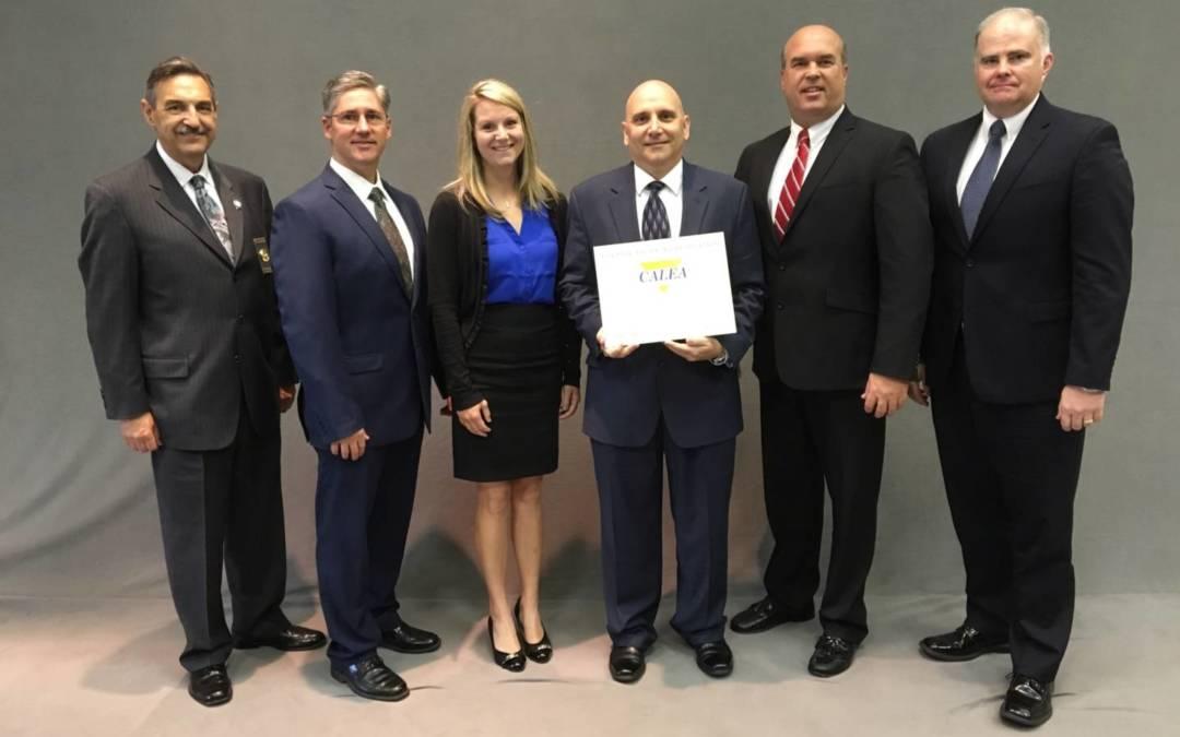 Henderson Police Department Receives Prestigious CALEA Reaccreditation Certification
