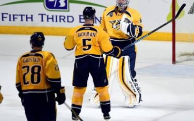 NHL Highlights: Predators complete sweep of Blackhawks