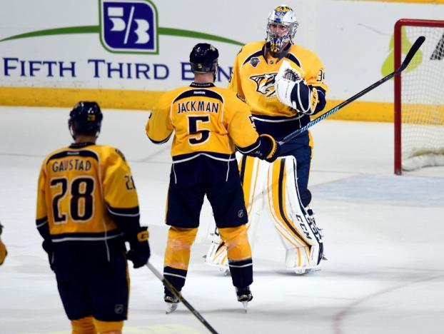 NHL Highlights: Predators complete sweep of Blackhawks