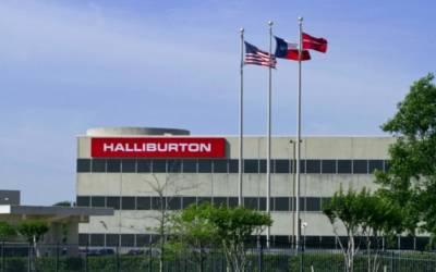 Halliburton gains from surge in North America drilling