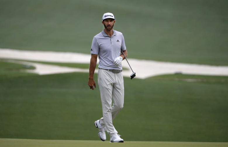 World number one Johnson doubtful for Masters after freak fall
