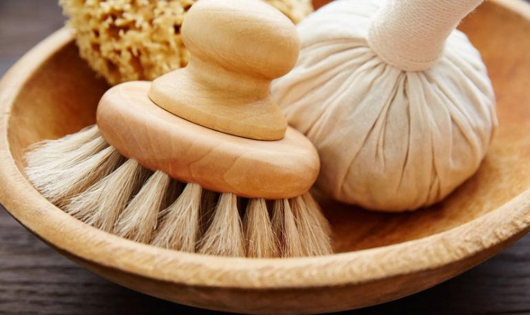Brush it off: Make your skin glow through dry brushing