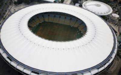 Brazil graft probe scrutinizes six soccer World Cup stadiums