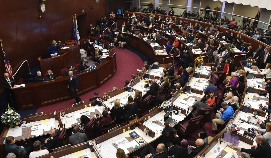 State lawmakers removed from Nevada confidentiality bill