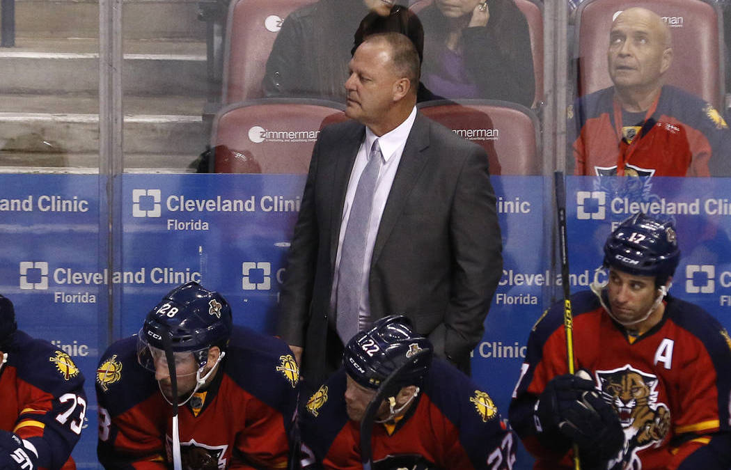 Golden Knights to hire Gerard Gallant as head coach