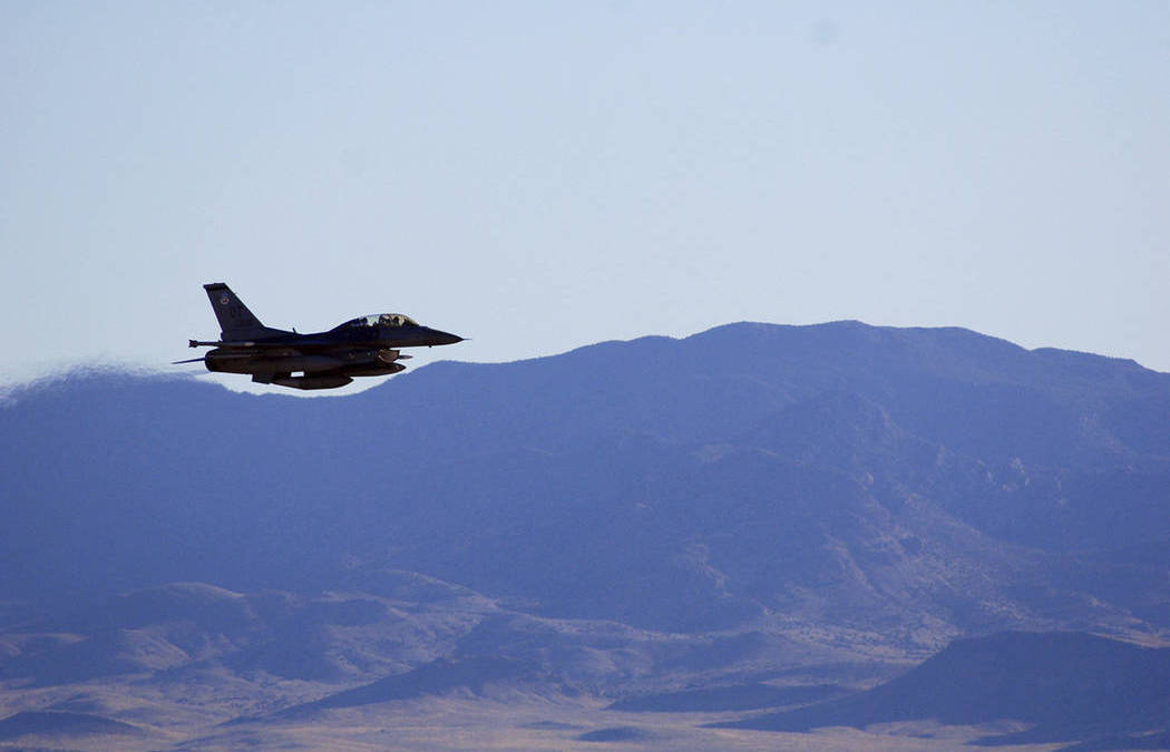 US launches Nevada tests for upgraded nuke bomb