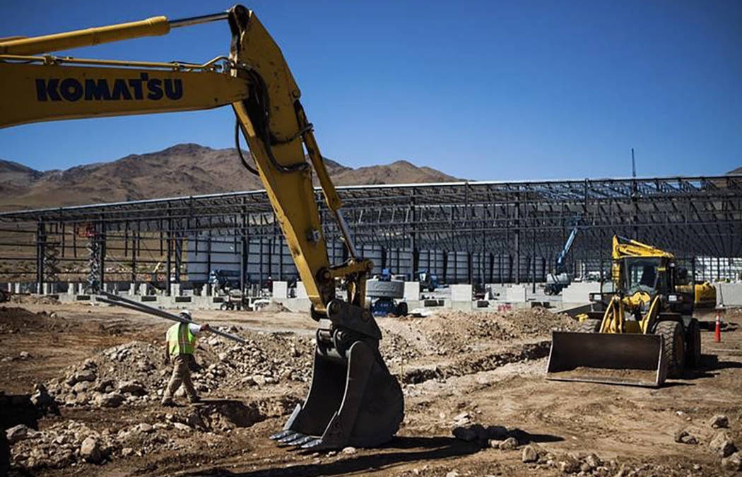 Google confirms major land acquisition in Northern Nevada
