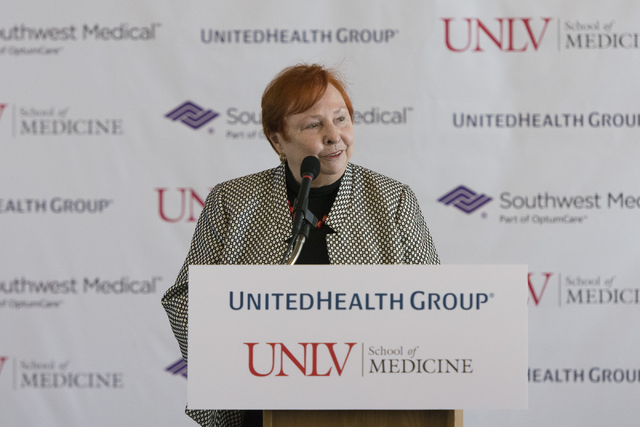UNLV and Cleveland Clinic explore expanded partnership