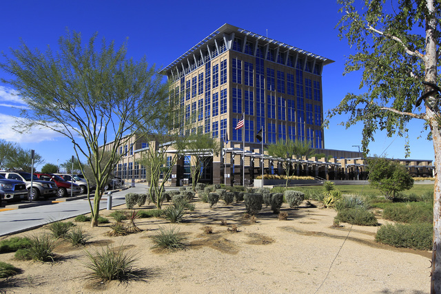 North Las Vegas to charge landowners in road, sewer project