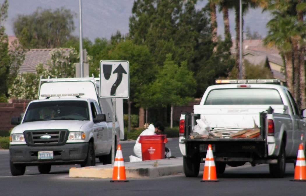North Las Vegas police investigate homicide