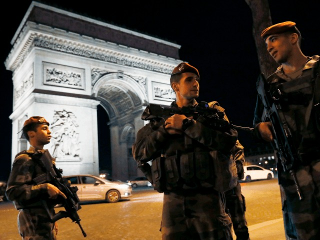France Identifies 39-Year-Old Suspected Islamist Who Had Shot Officers Before as Paris Attacker