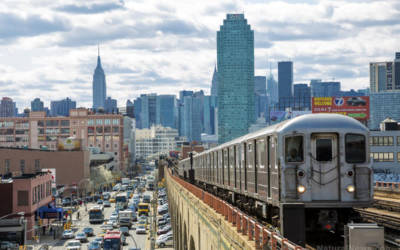 Cities lean left because cities are artificial, controlled environments isolated from reality