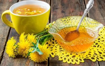 Dandelion Tea Great For Detox and Preventing Cancer