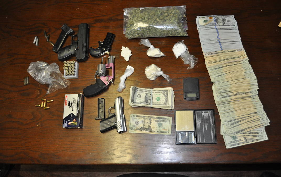 Three search warrant served as part of Operation Safe Streets