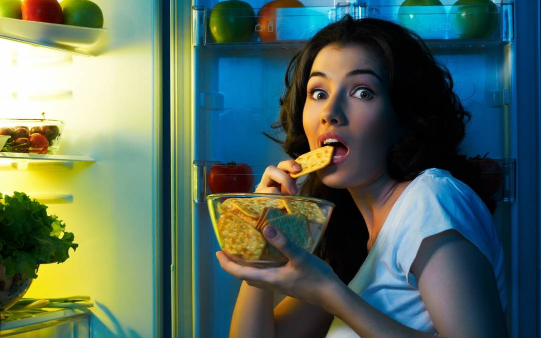 3 Tips To Help You Stop Overeating