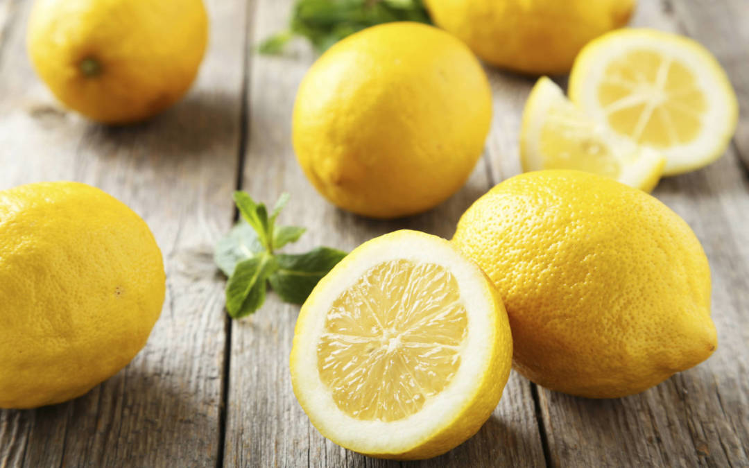 Lemons contain 22 anti-cancer compounds and reduce risk of cancer by 50 percent