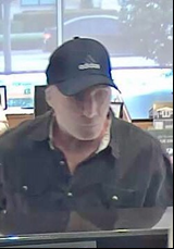 Jupiter Police Looking For Bank Robbery Suspect