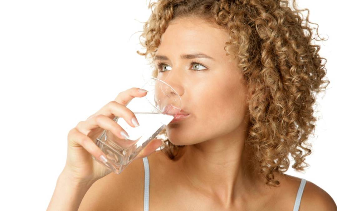 Healthy and hydrated: How much water should you drink daily?