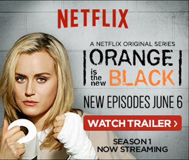 Netflix Orange is the New Black