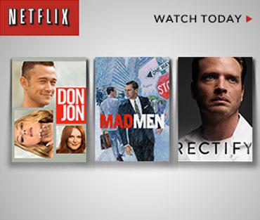 Netflix Watch Today