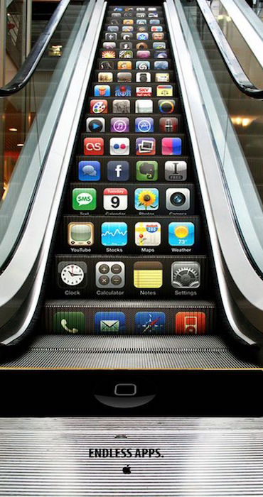 Apple Endless Apps