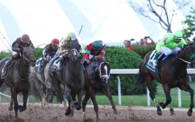 Derby Data: How Fast the Contenders Finished