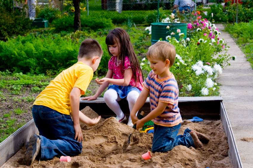 Hit the dirt: An ultra-clean house may be bad for your child