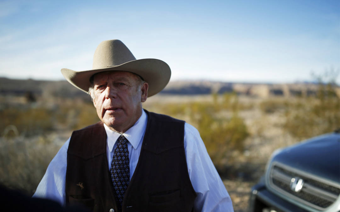 Bundy lawyer says court violated rancher's speedy trial rights