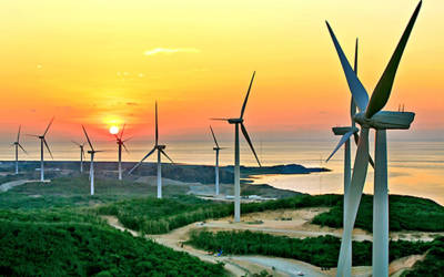Philippines wind farm generates power, jobs and curious tourists