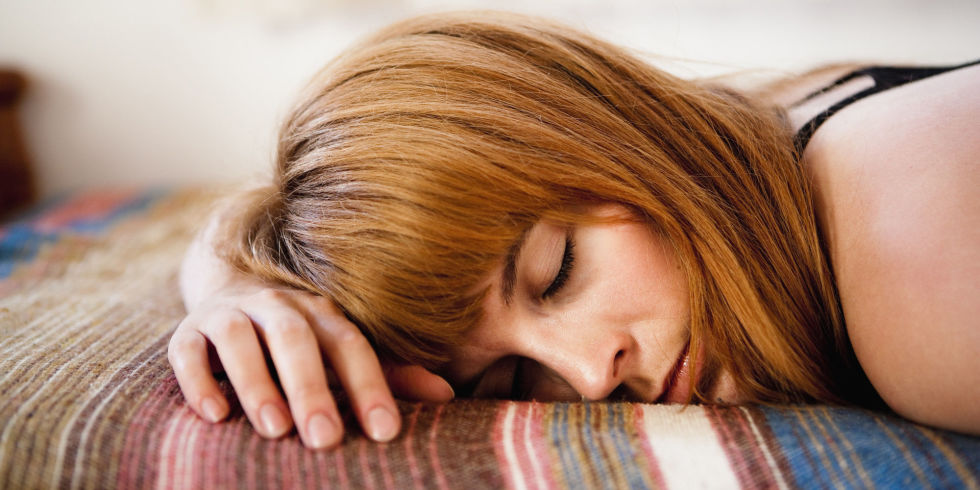 Your exhaustion could be a sign of iron deficiency