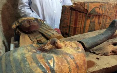 Egypt discovers 3,000-year-old tomb of nobleman