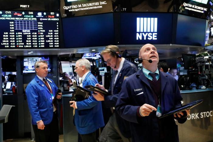 IBM sends S&P 500, Dow lower; Nasdaq advances