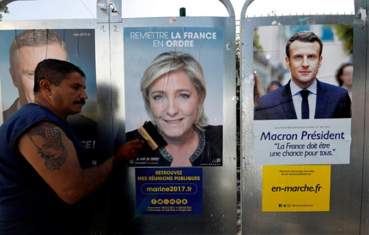 Security dominates French election after shooting
