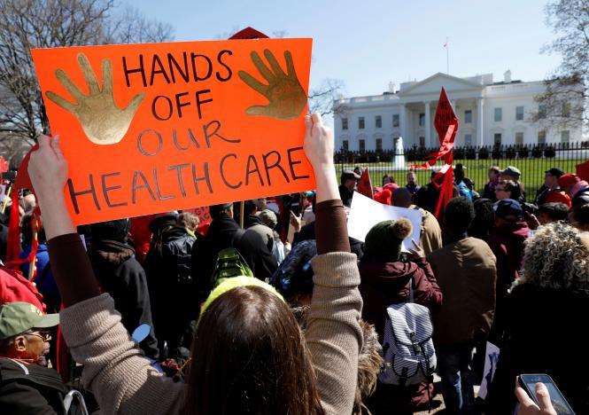 Uphill battle looms as Trump seeks revamped healthcare plan