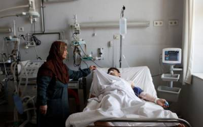 Taliban attackers kill at least 140 soldiers at Afghan base: officials