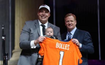 Bolles and McKinley make it emotional Draft night
